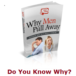 what to do when men pull away in relationship